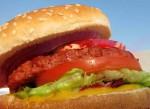 Kicking & Screaming Burger with Picaringa™ Ranch dressing