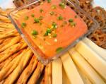 Beer & Picaringa™ cheese dip